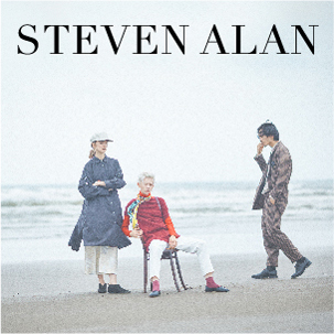 VISUAL BOOK:Steven Alan 2018 AUTUMN WINTER