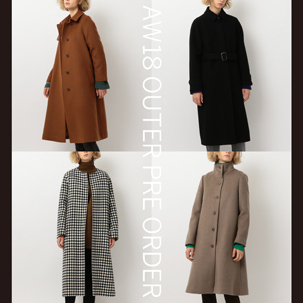【Pre Order】<Steven Alan>18AW OUTER COLLECTION -WOMENS-