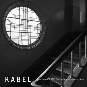 "New brand ""KABEL"" is starting with Steven Alan"