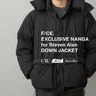 F/CE. EXCLUSIVE NANGA for Steven Alan DOWN JACKET