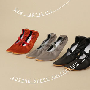 FOCUS:New Arrivals Autumn Shoes Collection