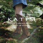 KATIM - SHOE CARE & FITTING - POP UP STORE