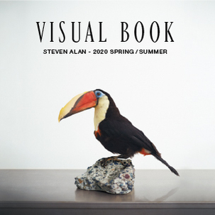 Visual Book:Steven Alan 2020 SPRING / SUMMER
