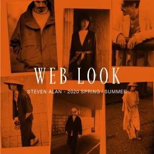 STEVEN ALAN WEBLOOK - 2020 SPRING / SUMMER