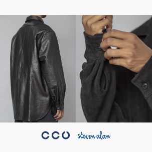 <CCU for Steven Alan>LEATHER COLLECTION