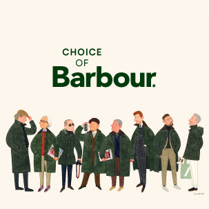 CHOICE OF Barbour