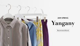 "2019 SPRING Recommend Brand ""Yangany"""