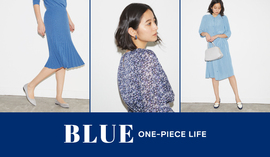 ONE-PIECE LIFE -BLUE-