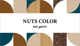 NUTS COLOR One-piece