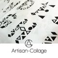 SPECIAL EVENT / Artisan Collage STAMP CUSTOM