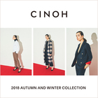 CINOH 2018 Autumn and Winter WOMEN'S collection