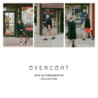 OVERCOAT 2018 AUTUMN & WINTER COLLECTION