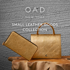 OAD NEW YORK SMALL LEATHER GOODS COLLECTION