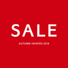 2018 AUTUMN & WINTER SALE 開催