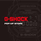 G-SHOCK POP-UP STORE