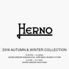 HERNO 2019 AUTUMN & WINTER COLLECTION