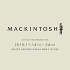 MACKINTOSH LIMITED TIME PROMOTION