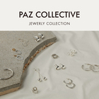 PAZ COLLECTIVE JEWERLY COLLECTION