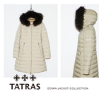 TATRAS DOWN JACKET COLLECTION