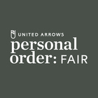 UNITED ARROWS PERSONAL ORDER FAIR SPRING & SUMMER 2020