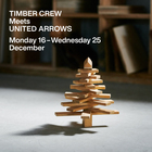 TIMBER CREW meets UNITED ARROWS