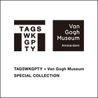 TAGS WKGPTY × Van Gogh Museum SPECIAL COLLECTION