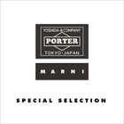 MARNI × PORTER SPECIAL SELECTION