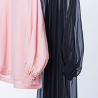 HYKE 「TAFFETA SHIRRED TOP」、「SHEER SHIRRED DRESS」 発売のお知らせ