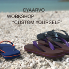 "CYAARVO WORKSHOP ""CUSTOM YOURSELF"" 名古屋店でも開催"