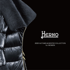 HERNO 2020 AUTUMN & WINTER COLLECTION for WOMEN