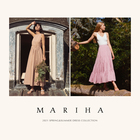 MARIHA 2021 SPRING&SUMMER DRESS COLLECTION
