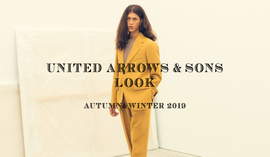 UNITED ARROWS & SONS 2019 A/W LOOKS