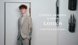 UNITED ARROWS & SONS 2020 S/S LOOK