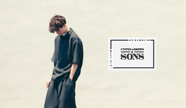 UNITED ARROWS & SONS by DAISUKE OBANA 2020SS - MEN