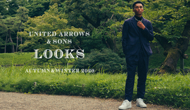 UNITED ARROWS & SONS 2020 A/W LOOK