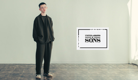 UNITED ARROWS & SONS by DAISUKE OBANA 2020AW - MEN