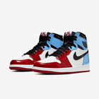NIKE AIR JORDAN1 RETRO HIGH OG FEARLESS