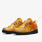 NIKE × Off-White™ Air Rubber Dunk University Gold